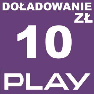 Tanie Doładowanie play 10 zł online