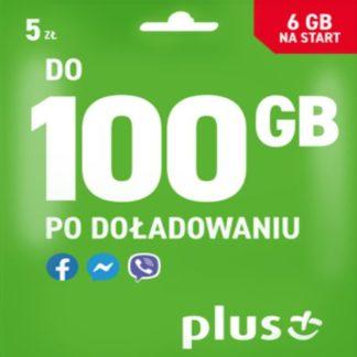 starter plus 100 gb